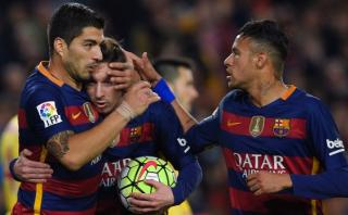 Barcelona: culés llevan más de 100 goles en 5 años consecutivos