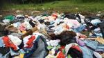 Ecuador: Ropa para damnificados del terremoto acabó en basurero - Noticias de rafael mies