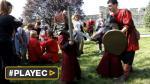 Los caballeros de la Edad Media vuelven a la vida en Europa - Noticias de lazaro ramos