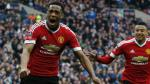FA Cup: Manchester United venció al Everton y llegó a la final - Noticias de aaron lennon