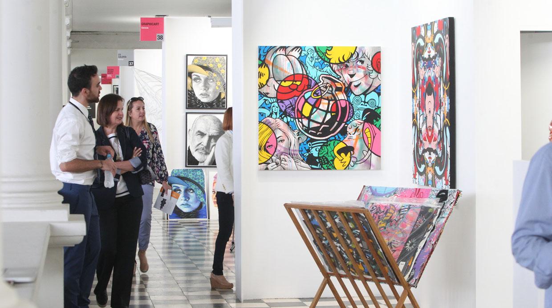 Art Lima llegó a su fin con buenos resultados