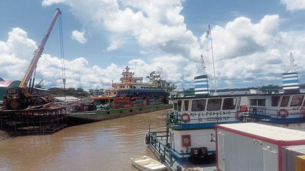 Grupo Romero Inaugura Puerto Fluvial En Pucallpa Economia El Comercio Perú
