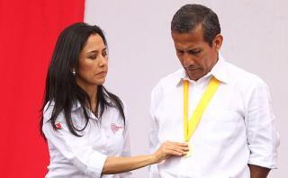 Más de 80% dice que Humala y Nadine deben retirarse de política