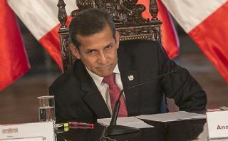 Humala no descarta ir a Ecuador para apoyar a damnificados