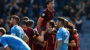 Juventus pentacampeón: Napoli perdió 1-0 ante la Roma