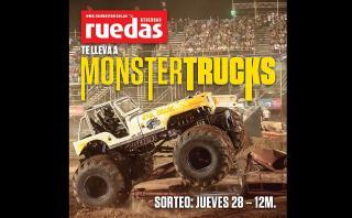 Monster Trucks: Ellos son los ganadores de las entradas