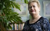 """Martha Hildebrandt: el significado de """"Como la mona"""""""