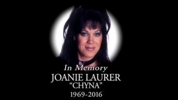 WWE rindió homenaje a Chyna ante su repentina muerte [VIDEO]