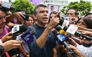 Julio Guzmán: Lo que dije sobre la consulta previa fue patinada