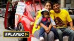 Peruanos recorren Latinoamérica en minúscula casa rodante - Noticias de pepe mujica