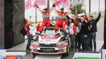 WRC: Revive el triunfo de Nicolás Fuchs en imágenes [FOTOS] - Noticias de nicolas fuchs