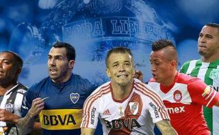 Copa Libertadores: programación de los octavos de final