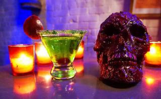 Nueva York: inauguran un bar inspirado en Beetlejuice