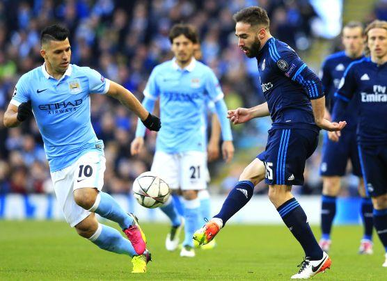 Champions: Real Madrid igualó 0-0 ante Manchester City
