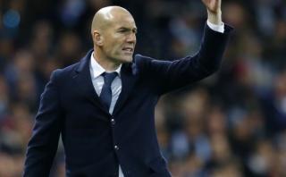 Zinedine Zidane explicó por qué no jugó Cristiano Ronaldo