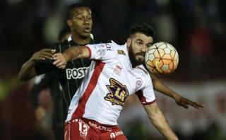Huracán empató 0-0 ante Atlético Nacional por Copa Libertadores
