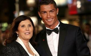 Madre de Cristiano Ronaldo revela el futuro del crack portugués