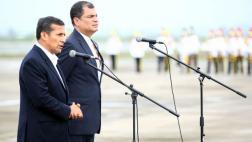 Ollanta Humala recorrerá zona afectada por terremoto de Ecuador