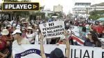Huelga paralizó clases y servicios de salud en Costa Rica - Noticias de reforma salarial