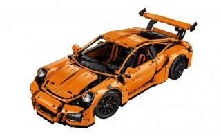 Un Porsche 911 GT3 RS en versión Lego [VIDEO]