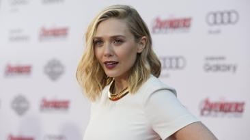 """Civil War"": sepa más de Elizabeth Olsen, Scarlet Witch"