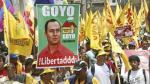 Democracia Directa salvaría inscripción por Parlamento Andino - Noticias de rolando sousa