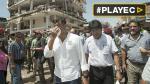 Evo Morales pide unidad para ayudar a Ecuador tras terremoto - Noticias de evo morales