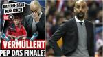 Pep Guardiola criticado en Alemania por suplencia de Müller - Noticias de real madrid