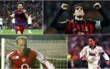 Champions: las 10 mejores jugadas individuales de la historia