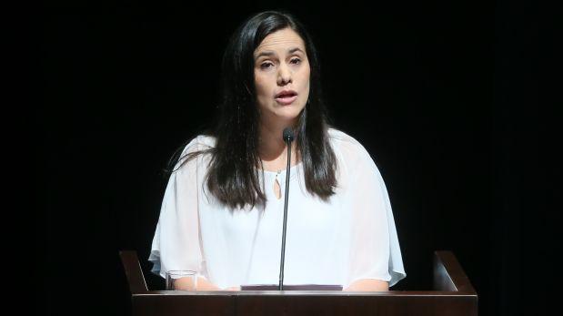 """Verónika Mendoza: """"Quizá Frente Amplio tendrá que refundarse"""""""