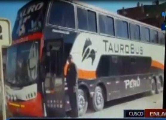 Cusco: delincuentes dopan a pasajeros de buses para robarles