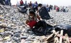 Callao: recogen 10 toneladas de basura de playa Carpayo