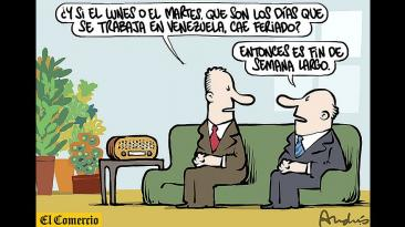 Otra vez, Andrés