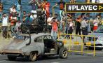 """""""Rápidos y Furiosos 8"""" se filma en Cuba con Vin Diesel [VIDEO]"""