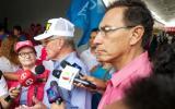 PPK: Martín Vizcarra pide no dar otra oportunidad a fujimorismo