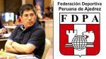 """Julio Granda da portazo de """"dignidad"""" a Federación de Ajedrez - Noticias de julio granda"""