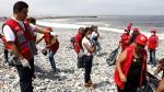 Callao: recogen 10 toneladas de basura de playa Carpayo - Noticias de limpieza de playas