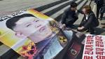 Corea del Sur envía propaganda vía globos a Corea del Norte - Noticias de kim hyun joong