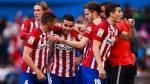 Atlético de Madrid vs. Rayo Vallecano: chocan por Liga BBVA - Noticias de real madrid