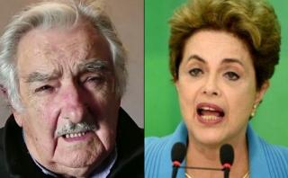 "Mujica: ""Proceso contra Dilma parece un golpe pese a ser legal"""