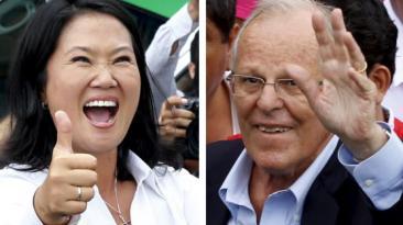 PPK y Keiko Fujimori dejaron estas frases durante la semana