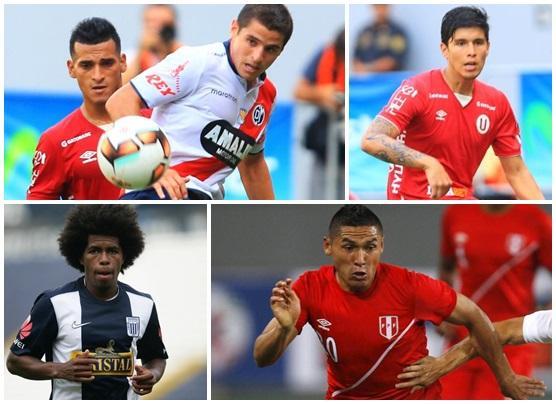 Copa América 2016: los 40 inscritos de la selección peruana