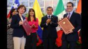 """""""Alianza del Pacífico muestra dinamismo pese a tiempos duros"""""""