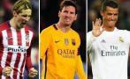 Liga española BBVA: mira la tabla de posiciones de la fecha 36