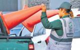 Hay más de 16 parqueadores informales en San Isidro
