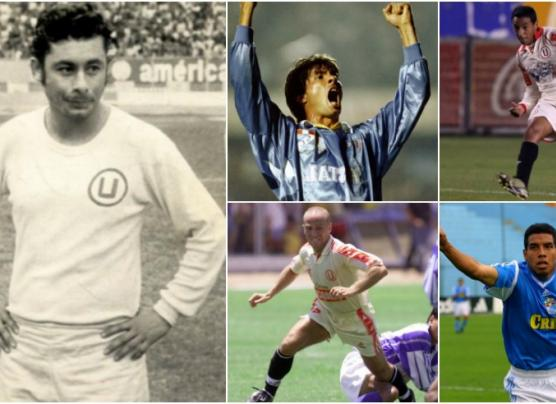 Universitario-Cristal: jugadores que vistieron ambas camisetas