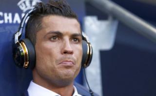 Cristiano Ronaldo busca ayuda del Barcelona para superar lesión