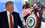 Trump llama matones y criminales a quienes marcharon contra él