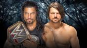 WWE Payback 2016: Roman Reigns vs AJ Styles por título mundial