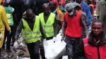 Kenia: Se elevan a diez los muertos por derrumbe de edificio - Noticias de accidente